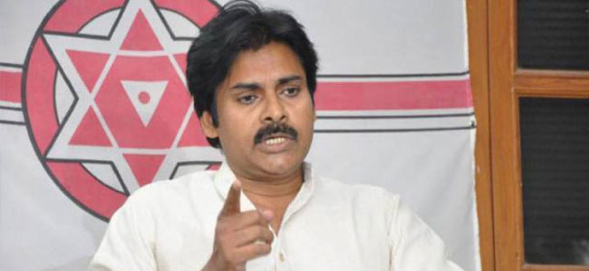 Pawan Kalyan says TDP should have left NDA long back