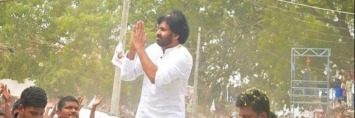 Pawan Kalyan to announce his contesting seat in AP Elections 2019