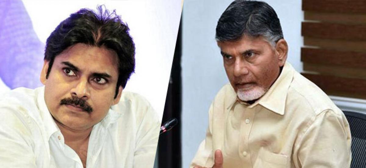 Pawan Gives Jitters To TDP In Andhra Pradesh?