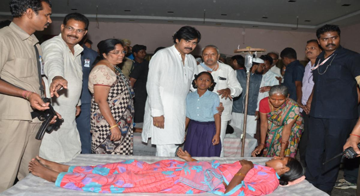 Pawan threatens to call for bandh over govt inaction