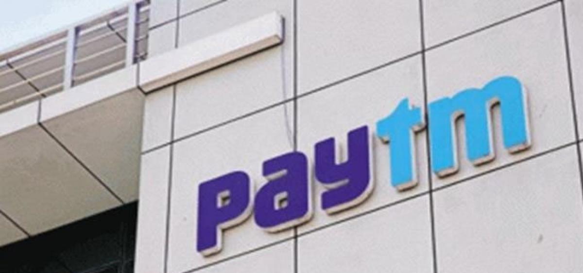 Received SEBI nod as registered Investment Adviser: Paytm