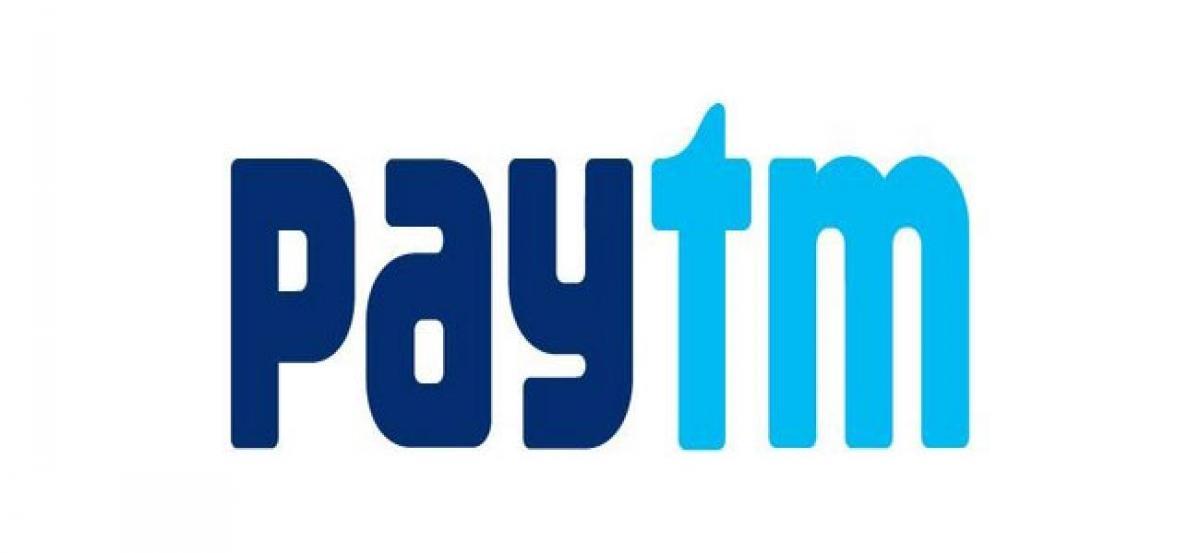 Paytm introduces