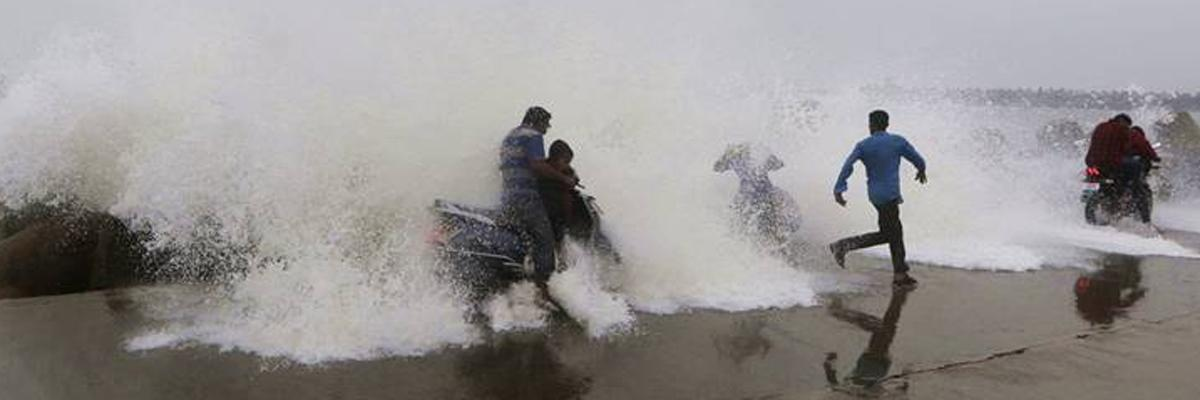 It's time for action in AP as cyclone set to strike