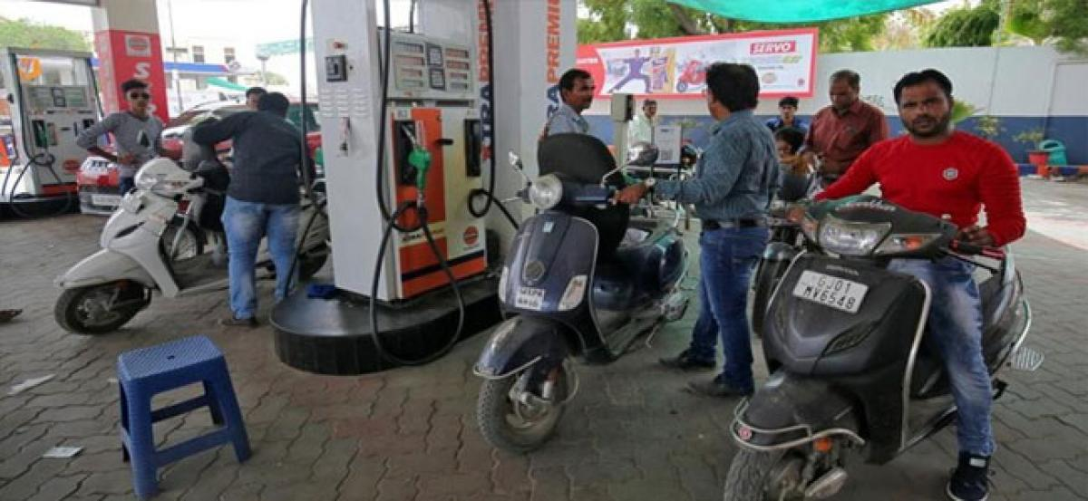 Tax incidence on petrol, diesel likely to remain unchanged under GST: Official