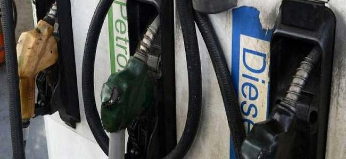 Rs100 Crore burden on public exchequer per month if government exempts Rs 2 VAT on petrol