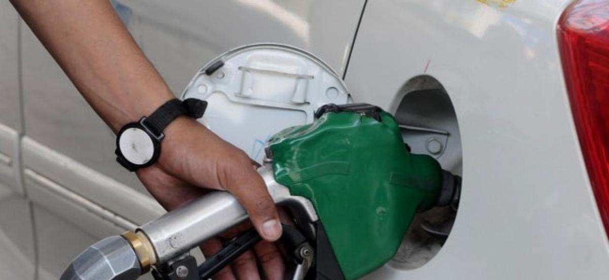 Petrol crosses Rs 75 per litre in Delhi, highest since September 2013