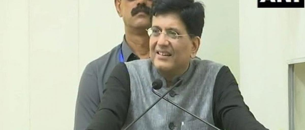 Big nations dont have the courage to implement GST: Piyush Goyal