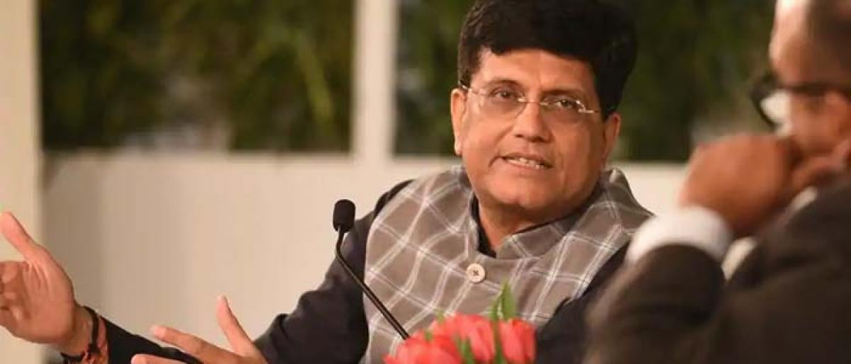 Rupee depreciated only 7% in five years: Goyal
