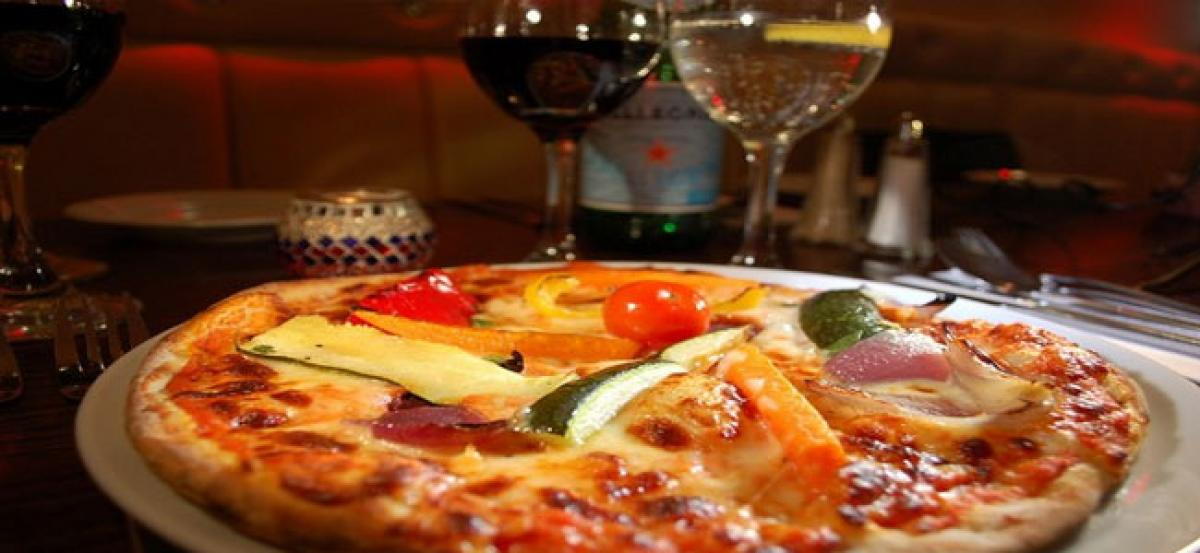 Heres why pizza is your best friend while drinking!