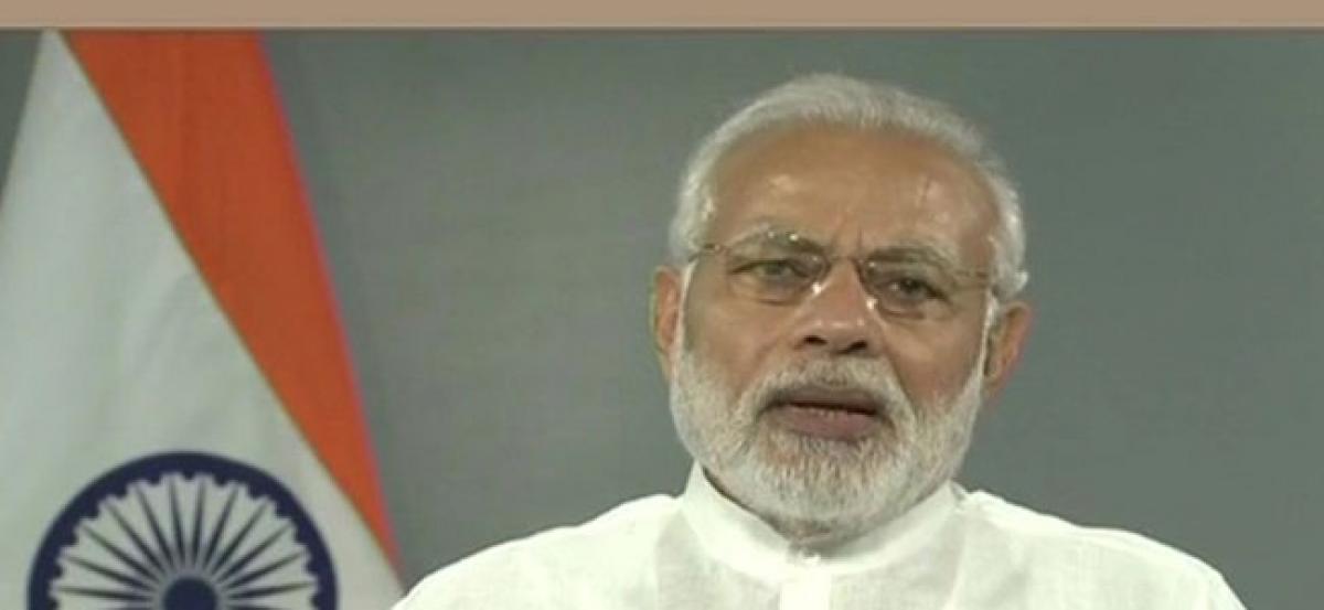 PM to interact with Saubhagya scheme beneficiaries today