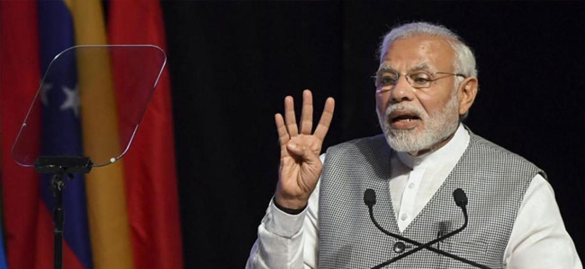 No spike in inflation due to rising crude prices: PM Modi at AIIB meet