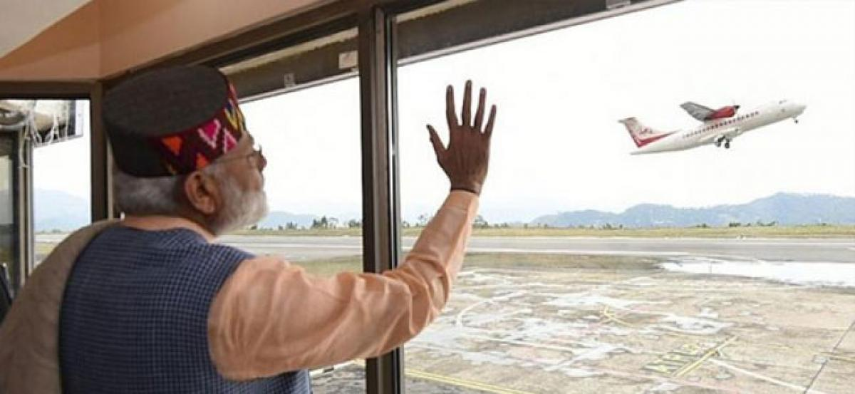 Govt has done what it had to with utmost sincerity for Air India: Modi