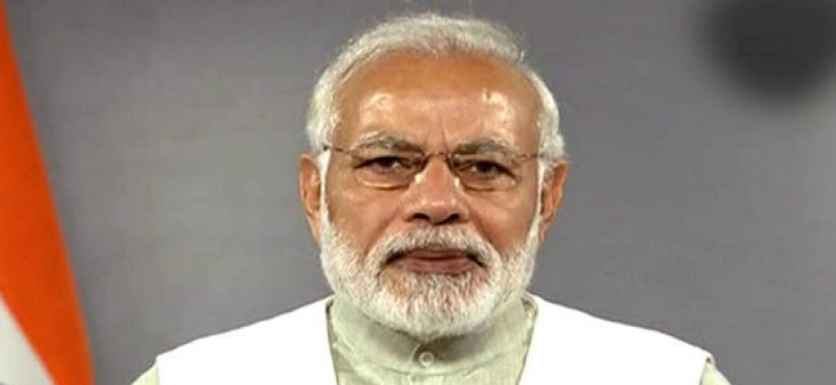 We must take pride in our heritage: PM Modi