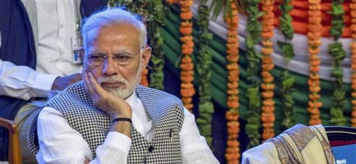 Saudis $80 oil goal eating into PM Modis budget before polls