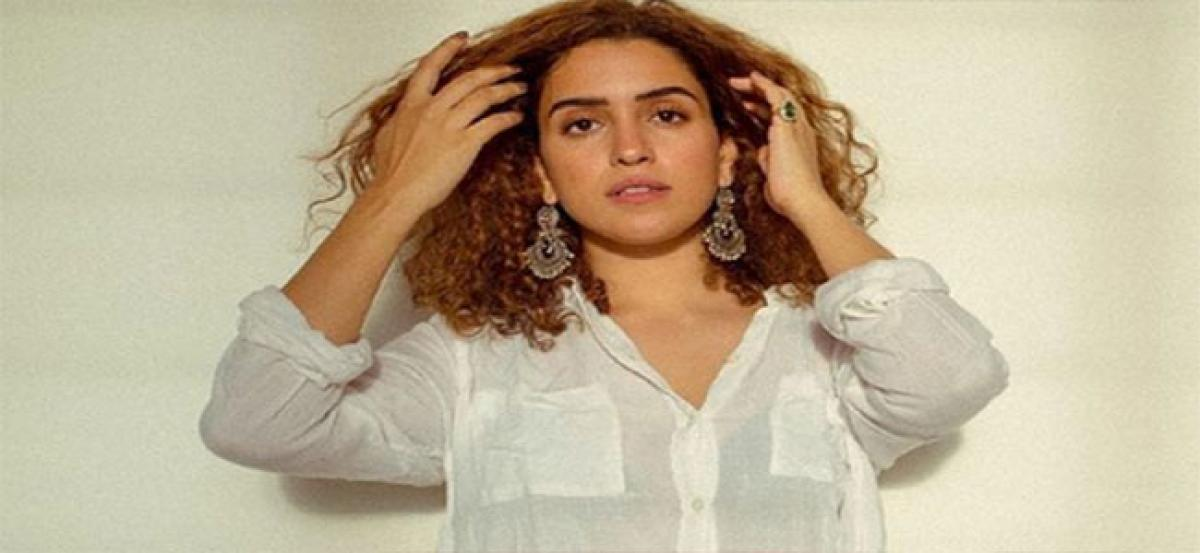 I'm looking for more versatility in work: Sanya Malhotra