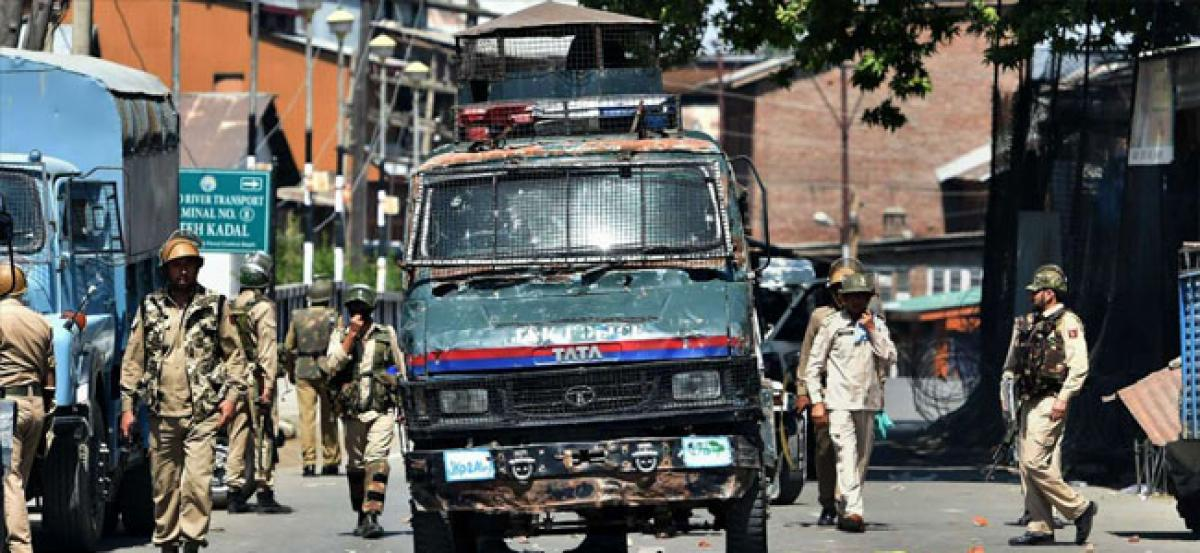 Kashmiri youth shuns militancy, reunited with family after surrender