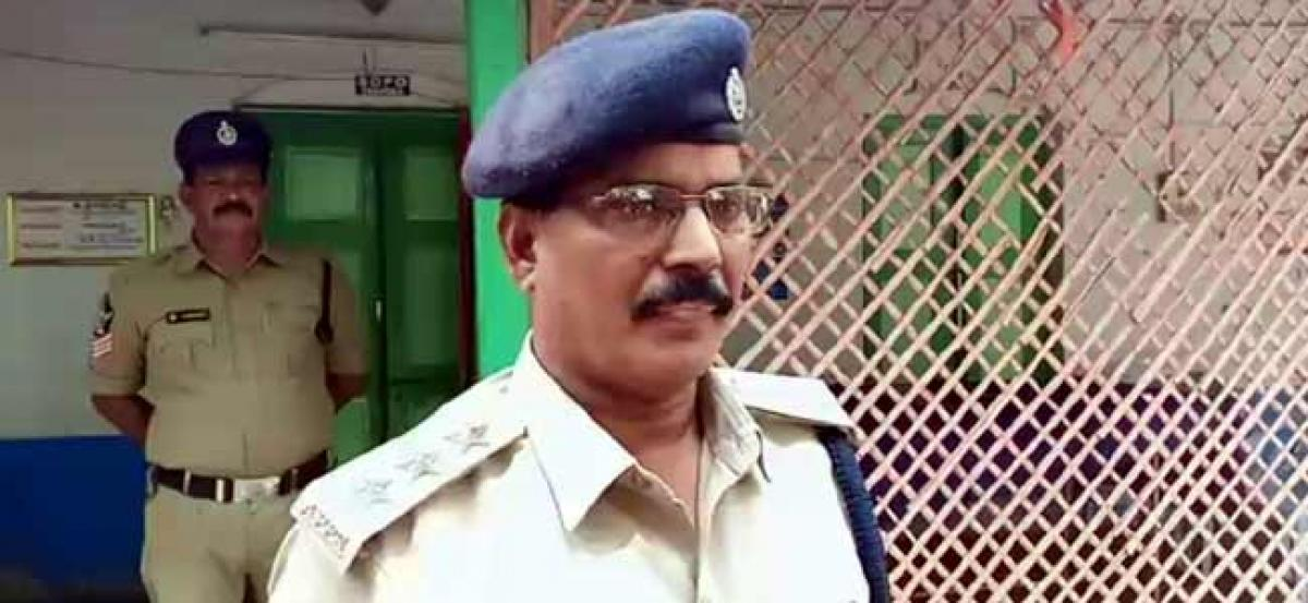 Man died in Ulavapadu police custody