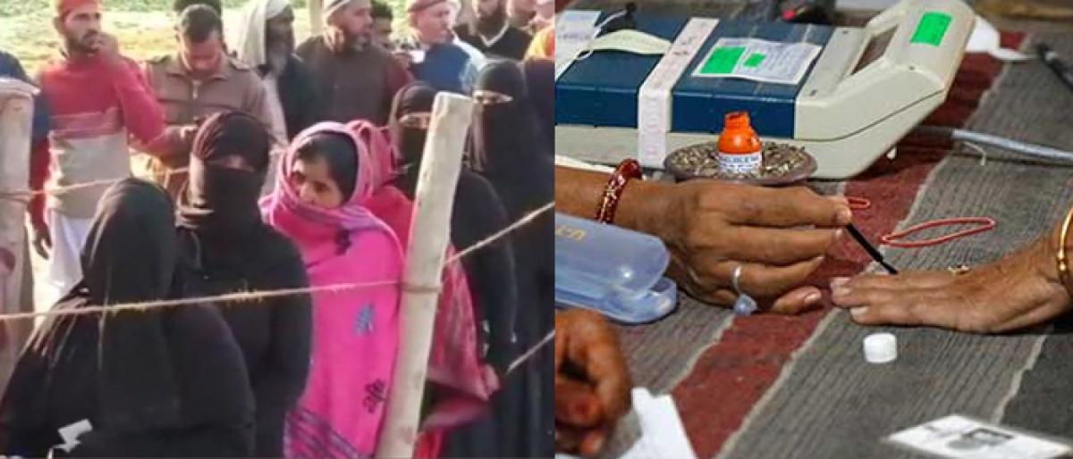 Uttarakhand: Polls begin for urban 84 urban local bodies