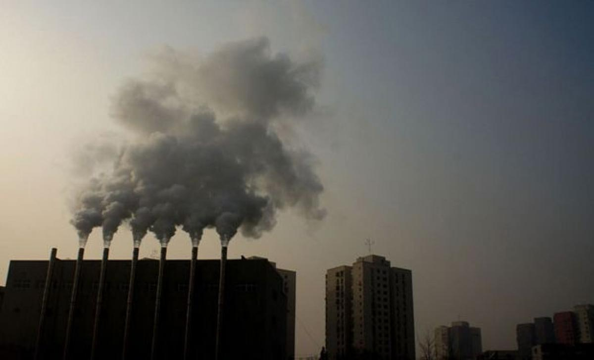 Consumption of the well-off is main cause of pollution