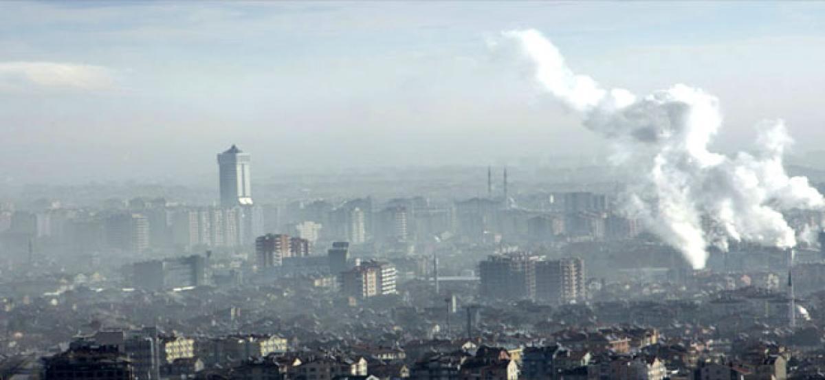 City faces air pollution threat
