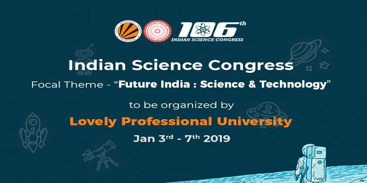 Prime Minister Narendra Modi to inaugurate Indian Science Congress at Jalandhar