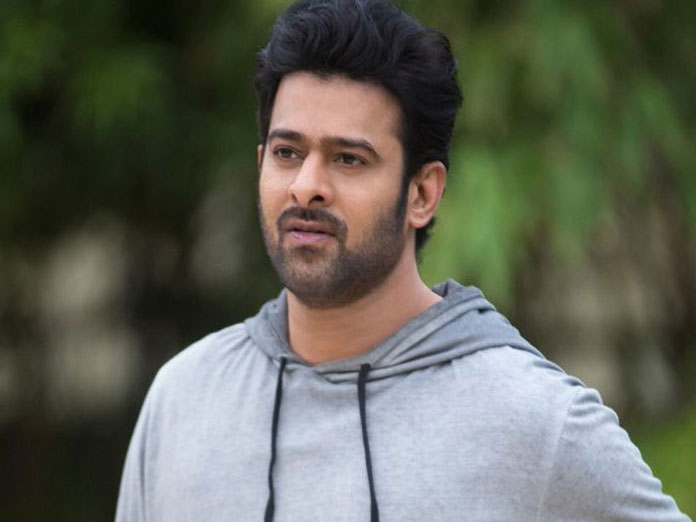 Prabhas To Create a Record In Multiplex Business