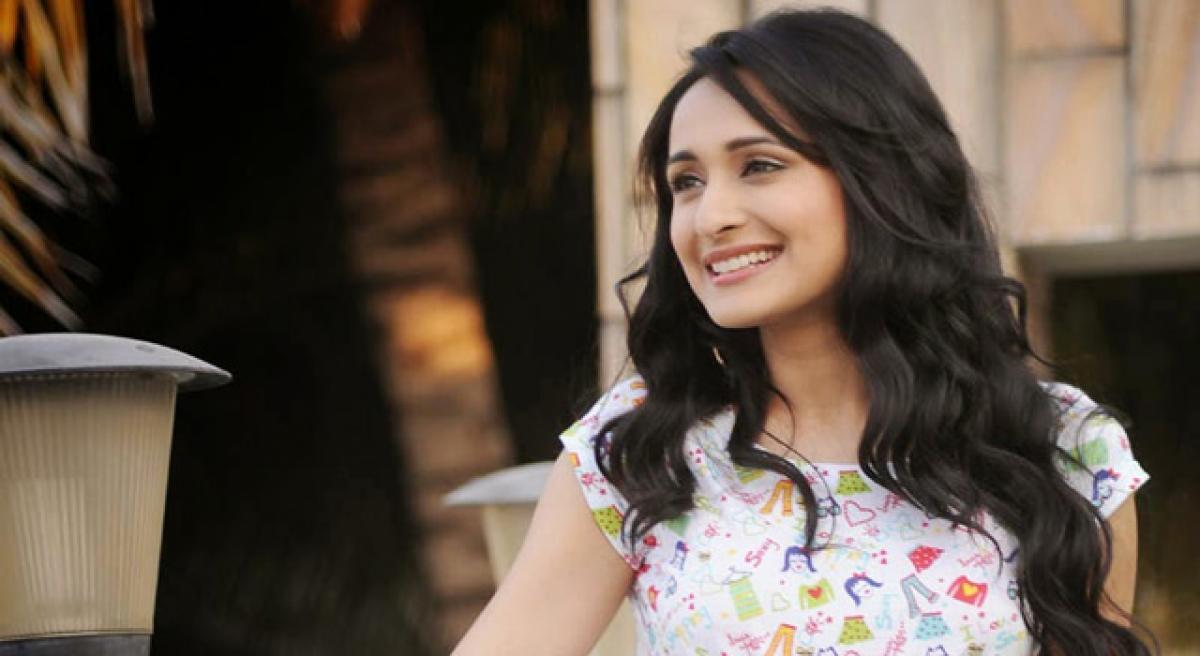 Pragya in a new avatar