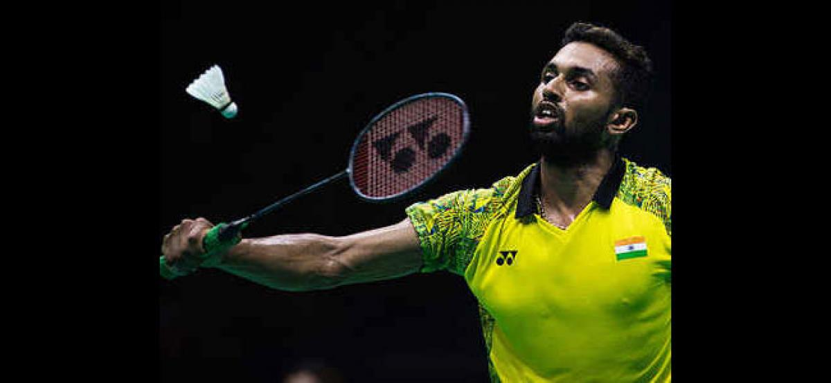Prannoy stuns Lin Dan at Indonesia Open