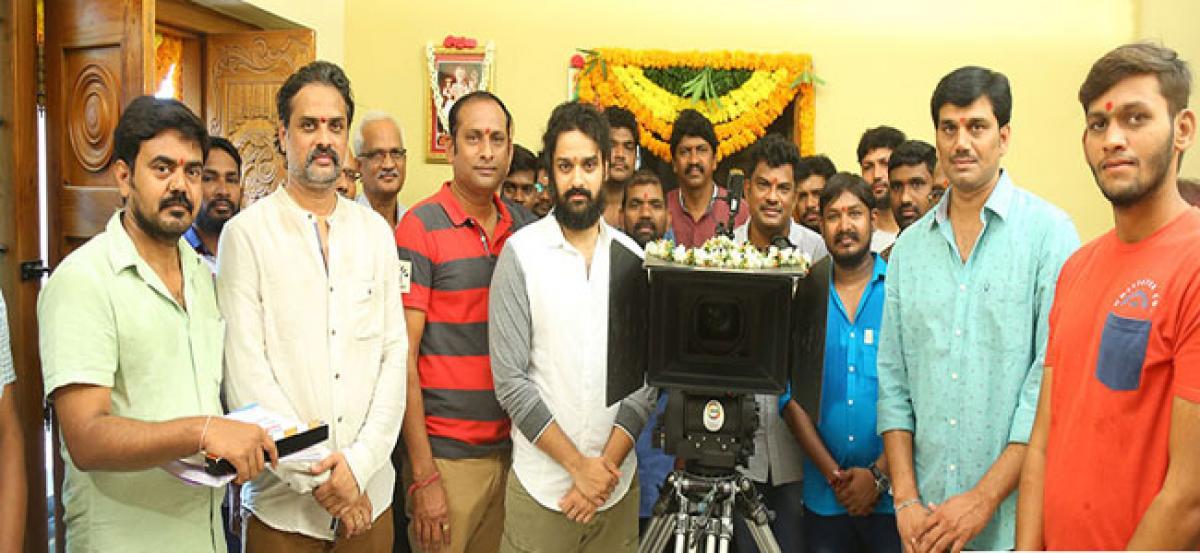 Prema Katha Chitram 2 Movie Launched
