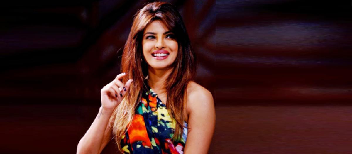 Bollywood Town wishes Priyanka on 35th birthday