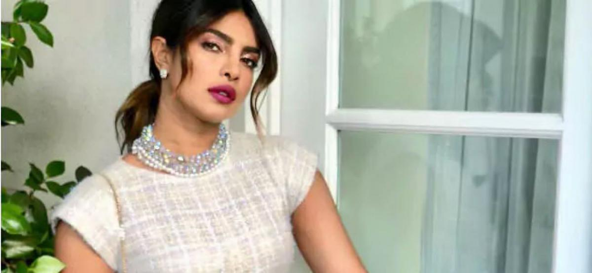 Oops!: Congress tags Priyanka Chopra in one of their tweets against Modi, instead of Priyanka Chopra Chaturvedi