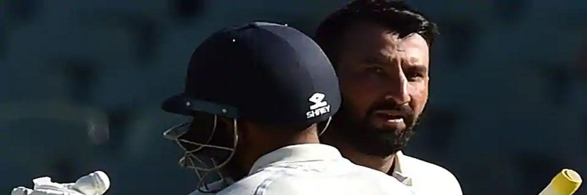 India vs Australia: Cheteshwar Pujara rates century in Adelaide Test as one of his top innings
