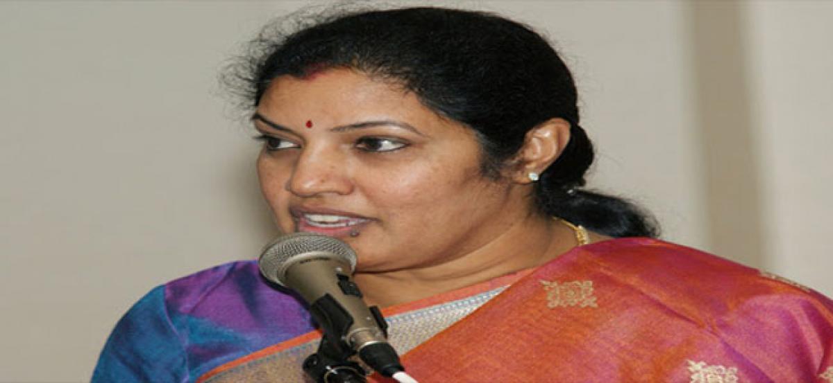 Purandeswari urges NGOs to serve society