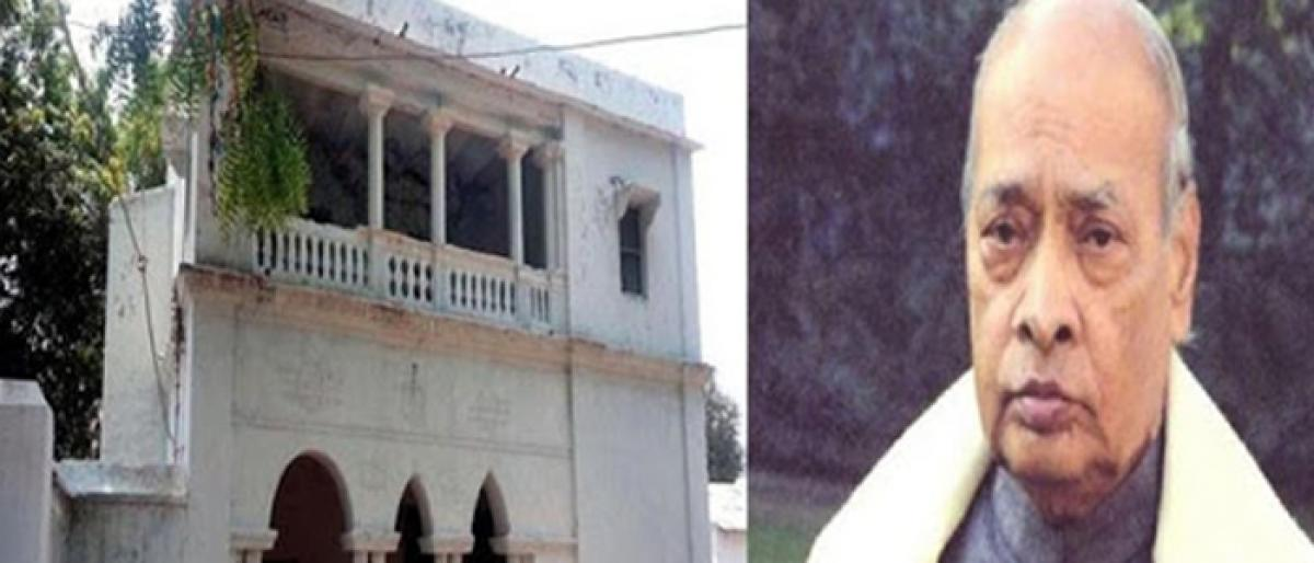 Former PM PV Narasimha Rao house to be turned into memorial