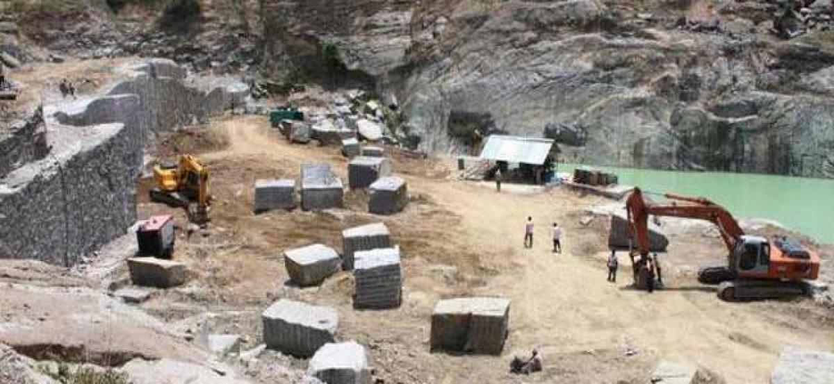 3 New quarries accepted