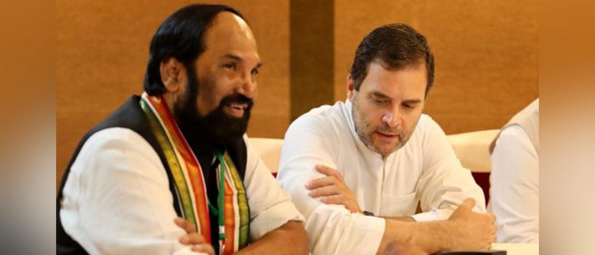 Rahul Gandhi to visit Telangana on Oct 20