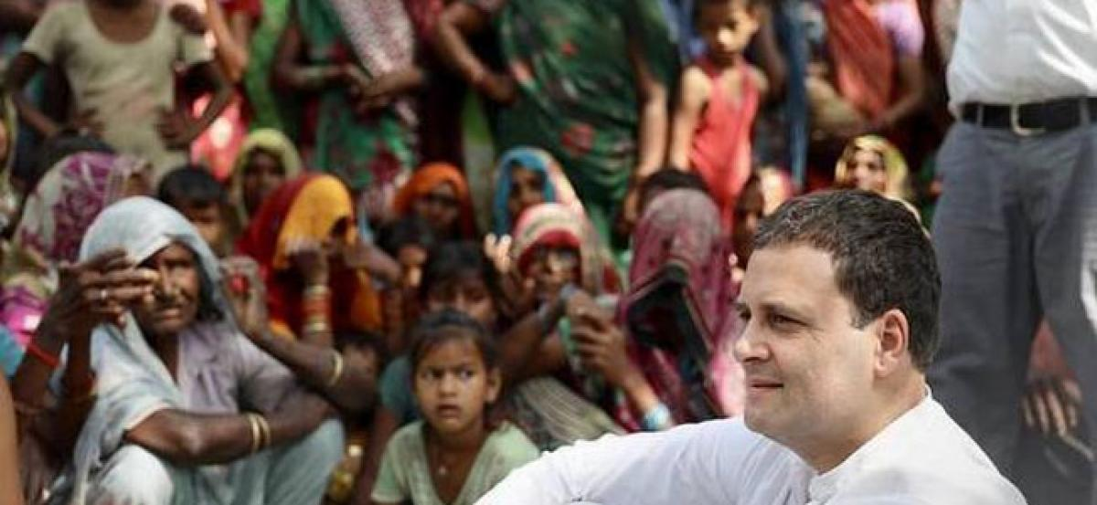 Rahul Gandhi attacks PM Modi on currency shortage, says country in grip of note ban terror again