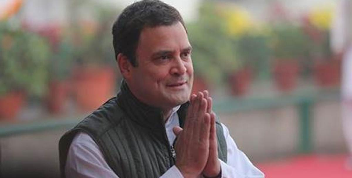 Rahul Gandhi to visit Hyderabad on two-day tour from Aug 13
