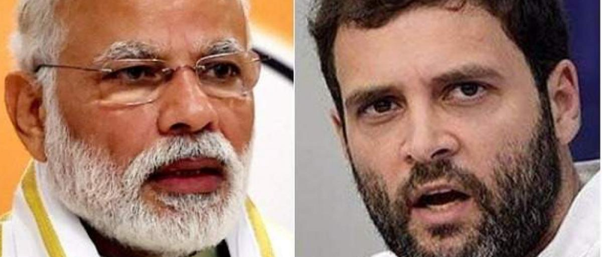 "Taxpayers will pay Rs 1 crore to ""His Friend 56"": Rahul jibe at PM Modi"