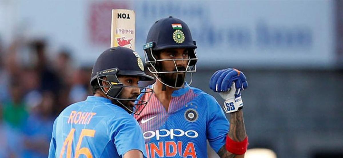 First T20: Rahul's ton, Kuldeep's five get India off to winning start