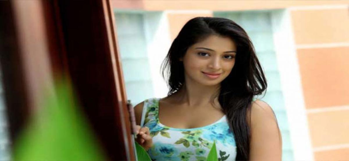 Lakshmi Rai in author-backed role