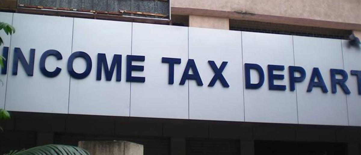 IT raids on TDP biggie Kovelamudi Ravindra