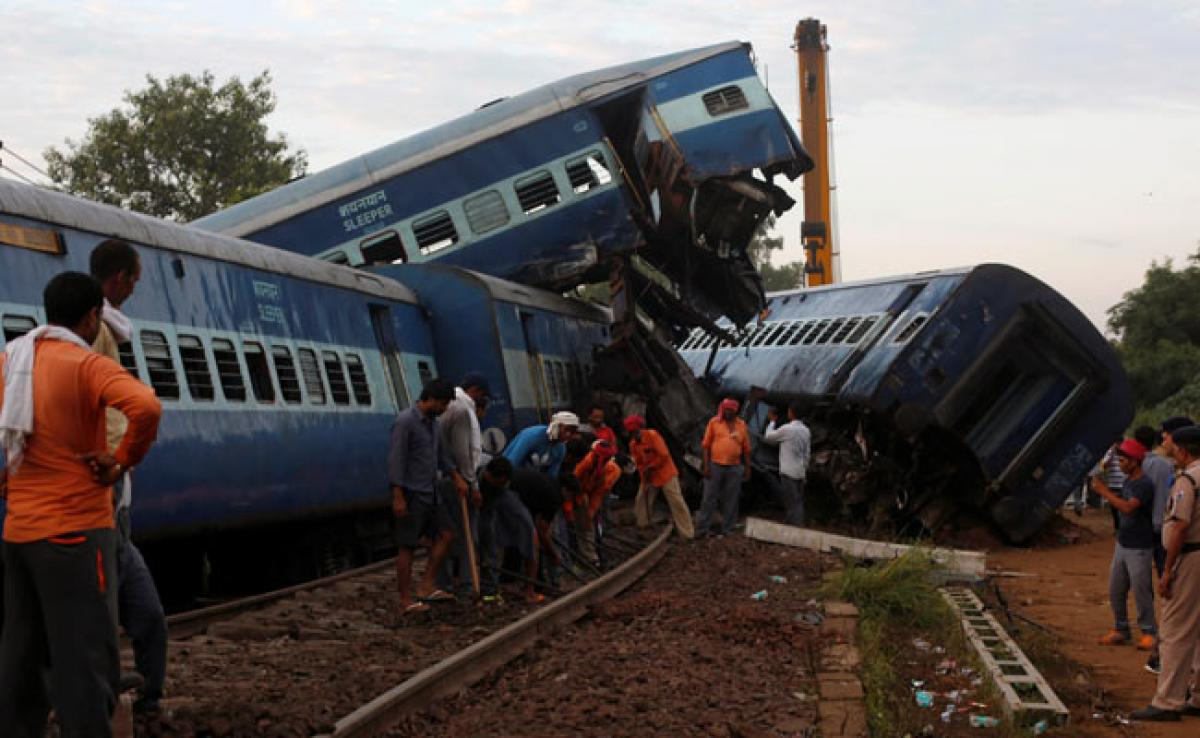 Parliamentary Panel Summons Top Railway Officials After Recent Accidents