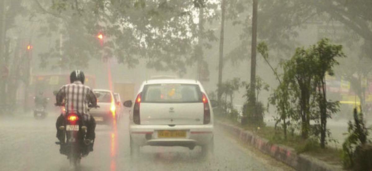 More rains predicted for Andhra Pradesh, Telangana