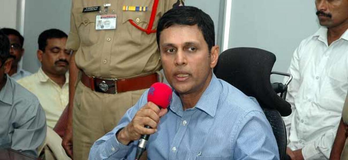 CEO Rajath Kumar issues election notification