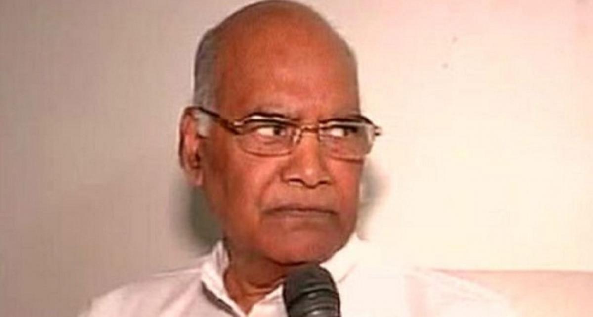 Telangana mishap: President Kovind condoles loss of lives