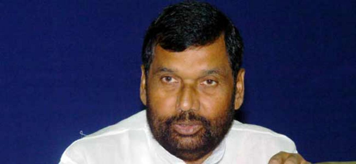 Paswan may face daughter if she gets ticket by Lalu Prasad Yadavs RJD