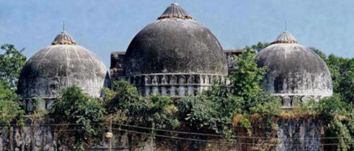 Seer fasting for Ram temple in Ayodhya hospitalised