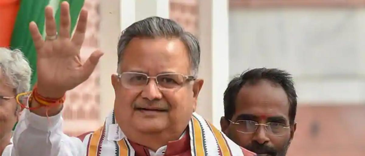 Rahul Gandhi clueless about Chhattisgarh, entertainment for people: CM Raman Singh
