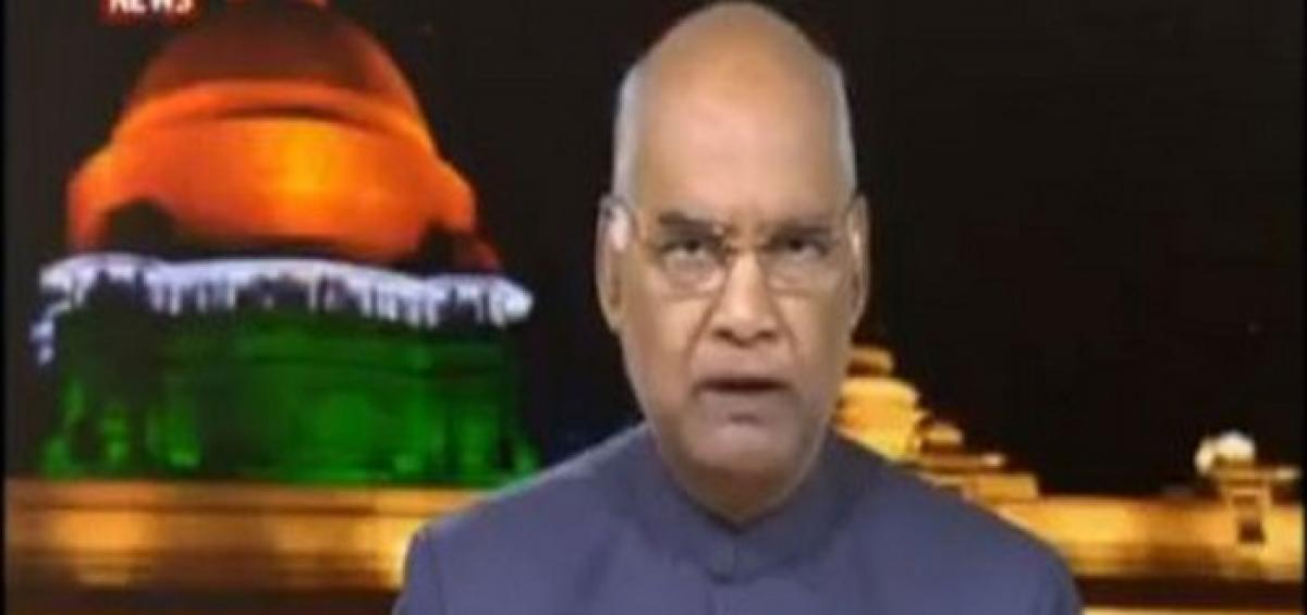 President Kovind to confer 131 Gallantry Awards
